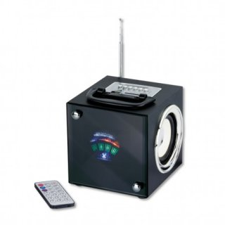 Musicbox - Powerstation mit Radio