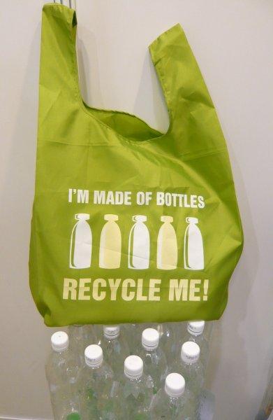 tasche aus plastikflaschen online bestellen werbeartikel import pritsch werbeartikel. Black Bedroom Furniture Sets. Home Design Ideas